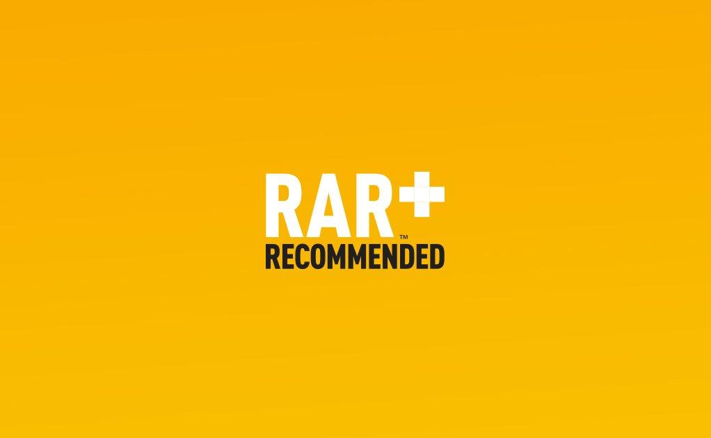 RAR reccommended