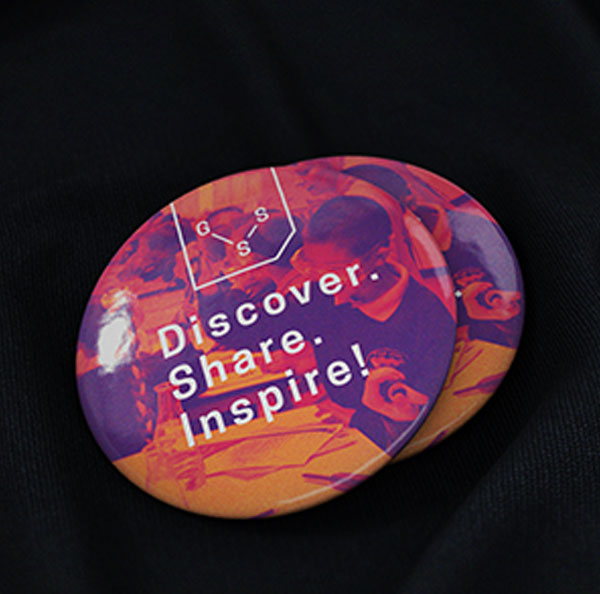 great science share badges
