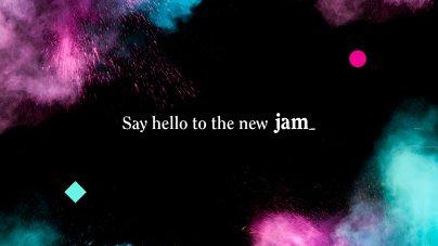 jam rebrand new
