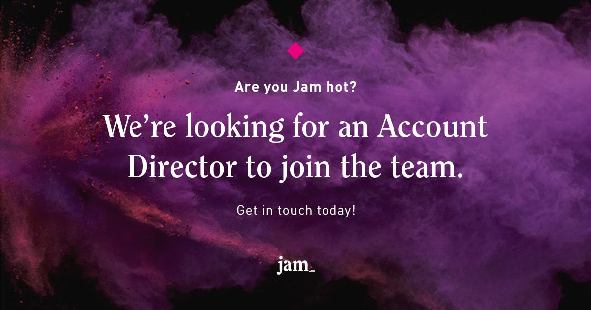 Account Director job