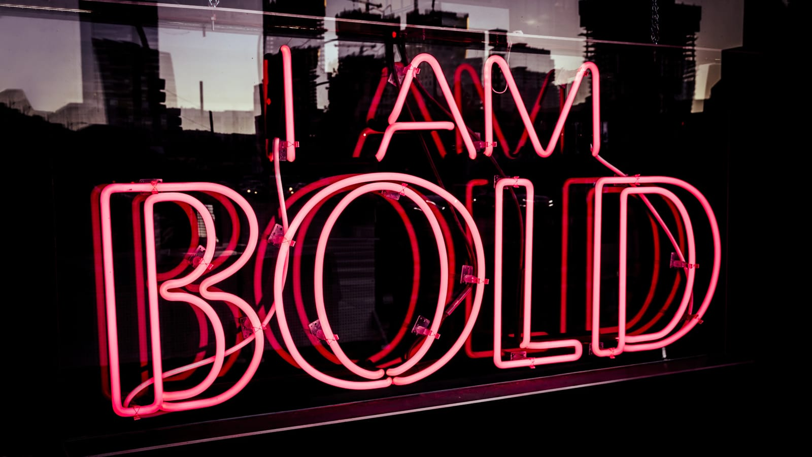 Why it pays to launch a bold campaign