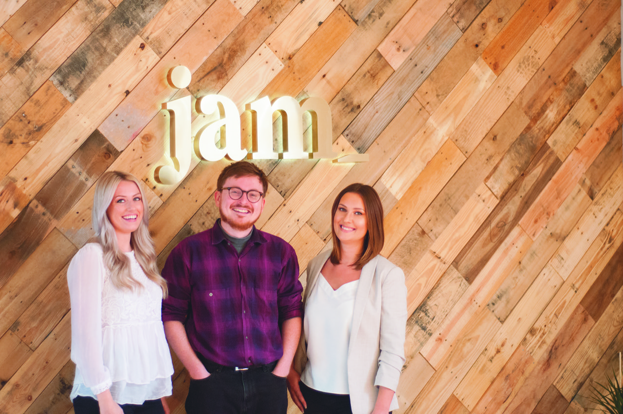 Jam_ continues its growth expansion with three high profile appointments