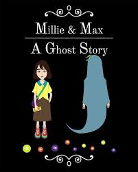 Millie and Max Ghost Story Halloween